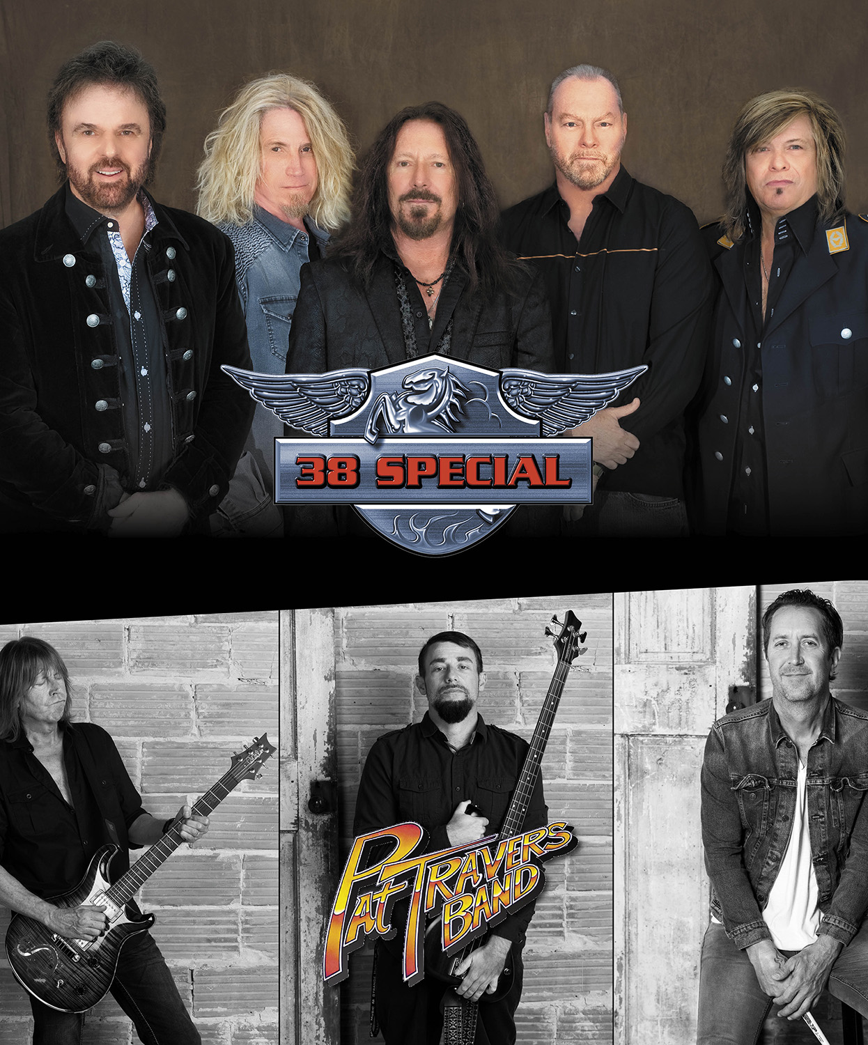 38 special pat travers band concert toledo july 23 2021